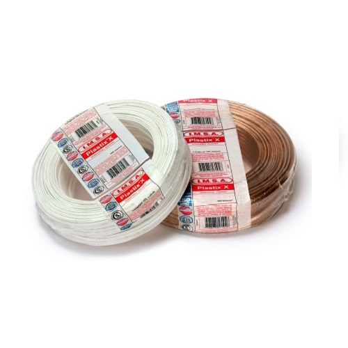 CABLE UNIPOLAR IMSA ROLLO X 30MTS. (1mm-2,5mm)