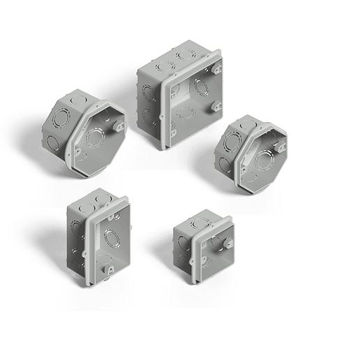 Cajas De Embutir PVC – TUBELECTRIC