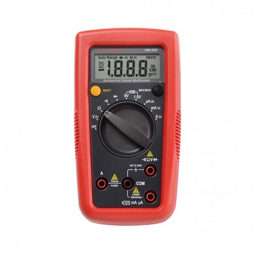 TESTER DIGITAL AM-500 – AMPROBE