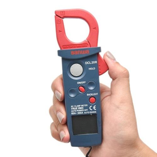 Pinza Amperométrica Mini – SANWA