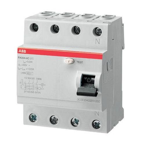 Disyuntor 2-4 X (25A-125A) 30mA – ABB