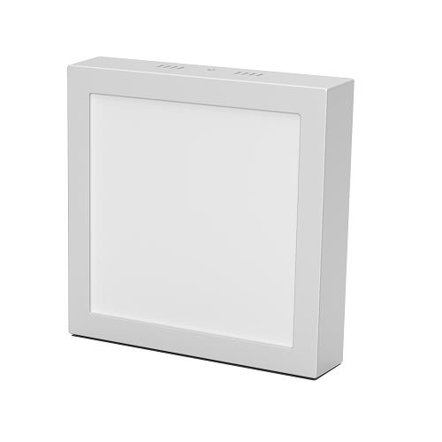 PLAFON CUADRADO LED DE APLICAR (8w A 30w) – BLANCO TBCIN SASSIN