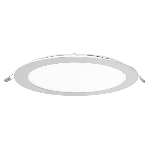 PLAFON REDONDO LED DE EMBUTIR (5w A 30w) – BLANCO TBCIN SASSIN