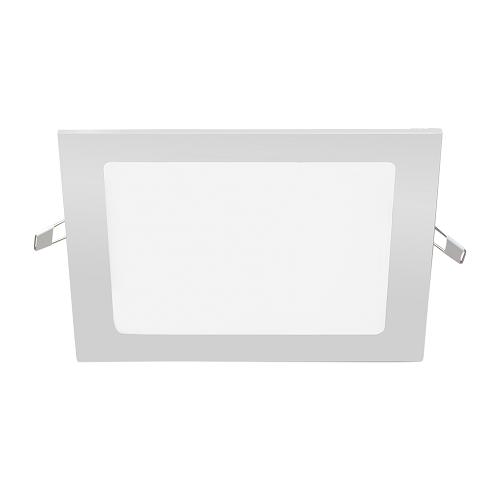 PLAFON CUADRADO LED DE EMBUTIR (8w A 30w) – BLANCO TBCIN SASSIN