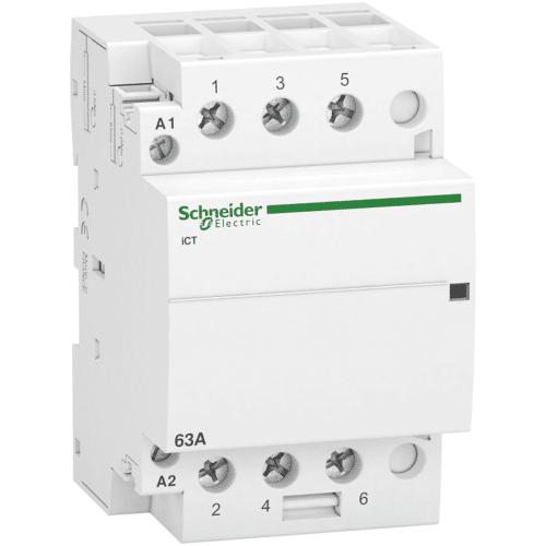 Contactor DIN 3x63A 220v – SCHNEIDER