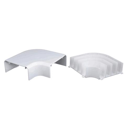 Accesorios Para Cablecanal 100×45 Dexson Blanco – SCHNEIDER