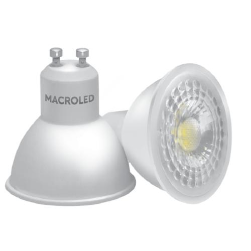 Lampara Led GU10 7w – MACROLED