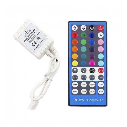 CONTROLADOR RGB-W C/CONTROL IR40 Bot. ARLED