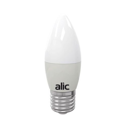LAMPARA LED E27 VELA 5W ALIC