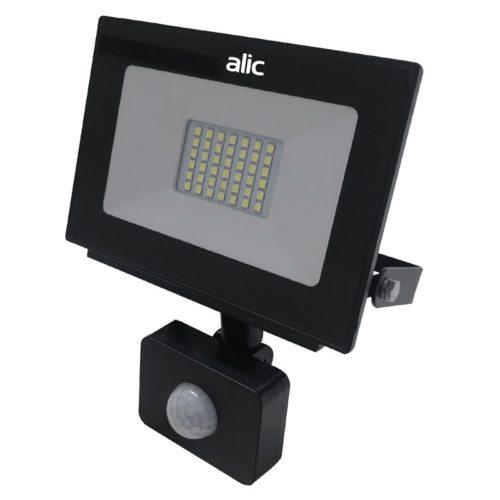 PROYECTOR LED (10w-50w) Luz Fría Con Sensor – ALIC