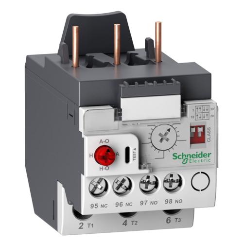 Relé Electrónico De Sobrecarga Térmica TeSys LRD – SCHNEIDER