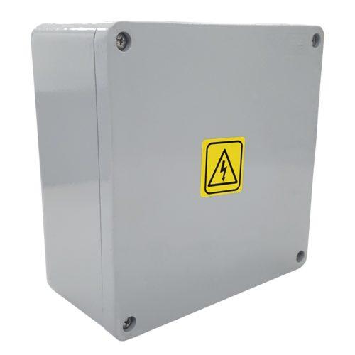 Cajas Estanco De Aluminio – CONEXTUBE
