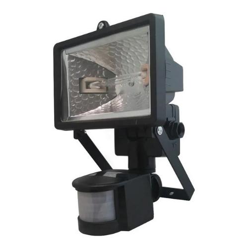 PROYECTOR CUARZO 150 W Con Sensor – INTERELEC