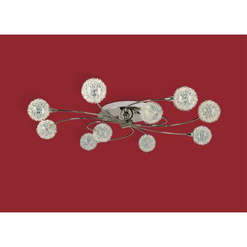 PLAFON ANABELA 10x20w – RONDA