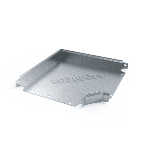Curva Plana 90° Para Bandeja Portacable Perforada Smarttray – SAMET