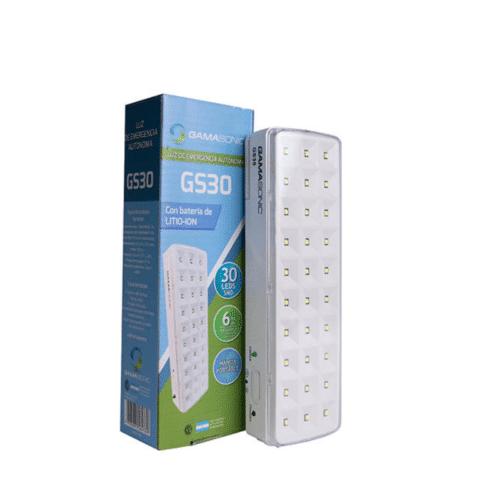 Luz De Emergencia Línea GS – GAMASONIC